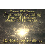 Mother & Father God Reading, Channeled Personal Messages, Connect With S... - $30.00