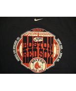 MLB Boston Red Sox Major League Baseball 2007 World Series Fan Blue T Sh... - $17.46