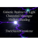 Channeled Messages From Beyond, Realms Of Light Psychic Medium Reading, ... - $30.00