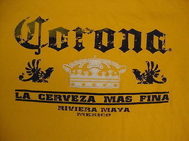 Corona Extra Mexico Mexican Import Beer Distressed College Party T Shirt M - $17.41