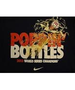 MLB Boston Red Sox Major League Baseball Fan 2013 World Series Nike T Sh... - $17.56