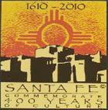 Santa Fe 1610-2010 by AnnaMarie Cardinalli