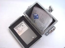 Hubbell Wiegmann HFWS21450369 Hinged Cutout Box N412 Enclosure 6X4X4  t3 - $39.59