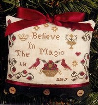 Believe In The Magic cross stitch chart Cherished Stitches  - $8.10