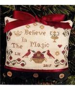Believe In The Magic cross stitch chart Cherished Stitches  - $8.10