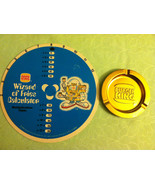Vintage Burger King Wizard of Fries Multiplication Calculator & Ashtray - $9.99