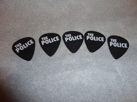 THE POLICE BAND LOGO GUITAR PICK ROCK AND ROLL - $3.91