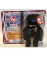 TY The End Bear Teenie Beanie Babies McDonalds Collectible Plush Toy  - $1,000.00