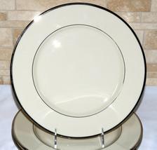 Lenox Montclair Presidential * 3 DINNER PLATES * Unused, 2nd Qlt - $32.66