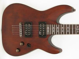 Schecter Guitar Research Omen-6 Electric Guitar WSN - $349.00