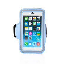 Sports Running Workout Gym Armband Arm Band Case Cover iPhone 6 6S Light... - $90,24 MXN