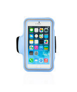 Sports Running Workout Gym Armband Arm Band Case Cover iPhone 6 6S Light... - £3.65 GBP