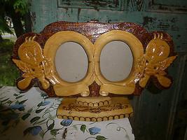 RARE!!!! Vintage Tweety Bird Warner Brothers Wooden carved Picture Frame - $27.69