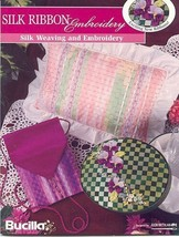 Silk Weaving and Embroidery Book Silk Ribbon Embroidery - $5.90