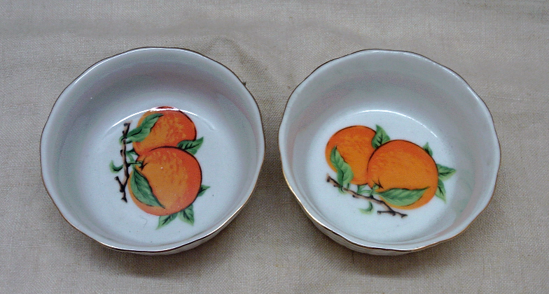 Three Vintage JOHN WAGNER & SONS Jelly/Jam/Marmalade Bowl with Spoon