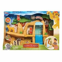 The Lion King Disney Lion Guard Battle for The Pride Lands Play Set - $44.54