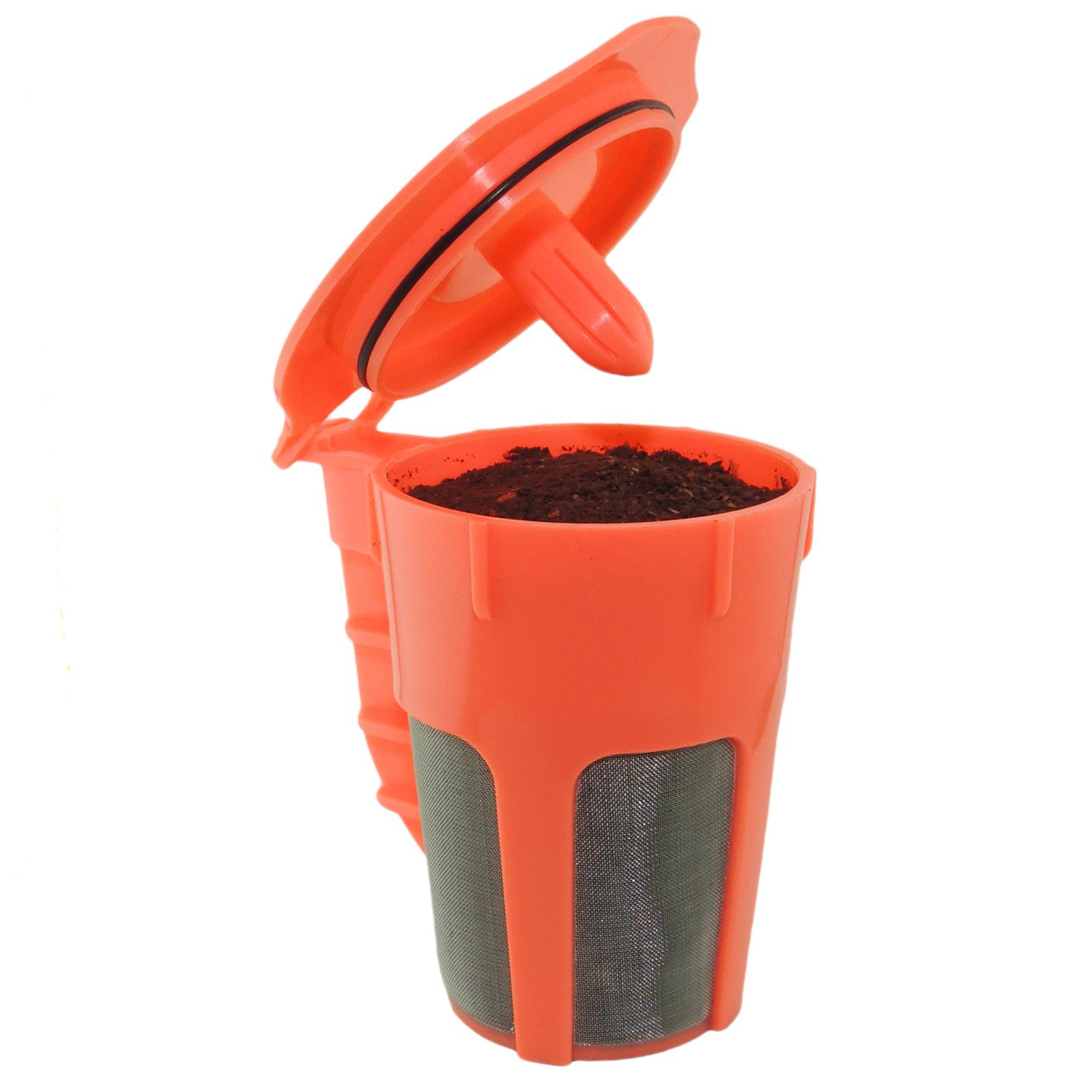 Keurig 2.0 K-carafe Reusable K-cup Filter Keurig K-cups for 2.0 Brewers 3-Pack