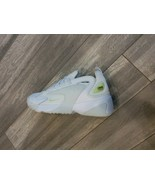 Nike Zoom 2K (White/Barely Volt/Ghost) Running AO0354-104  Women NEW - $55.00