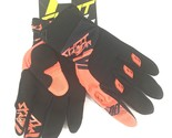Shot Racing Contact Gloves Claw Edition Men's Size 12 XXL Orange Black New