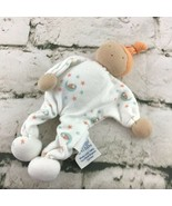 Under The Nile Baby Plush Rag Doll 100% Organic Cotton Knotted Comfort C... - $16.82