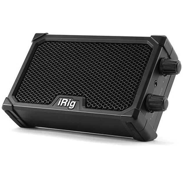 New! IK MultiMedia iRig  Nano Guitar Amp- iRig  Plus Self Contained Guitar amp