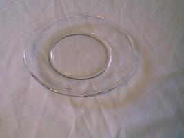 FOSTORIA CORONET PLATE - $7.92