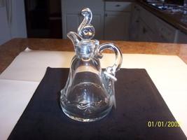 Fostoria Crystal Century Cruet - $19.80