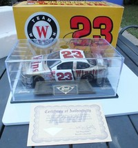 Jimmy Spencer # 23 Winston Revell LE 1999 Taurus 1/24 DieCast w/stand/CO... - $44.13