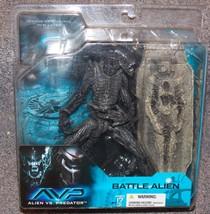 McFarlane Toys Alien vs Predator Battle Alien Figure New In The Package - $44.99