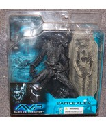 McFarlane Toys Alien vs Predator Battle Alien Figure New In The Package - $44.99