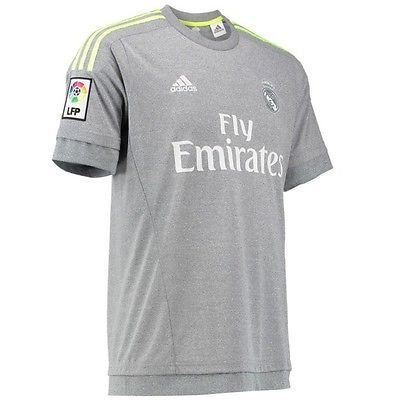 uk availability 486b8 1f6c0 Adidas Real Madrid Youth Away Jersey 2015/16 and similar items