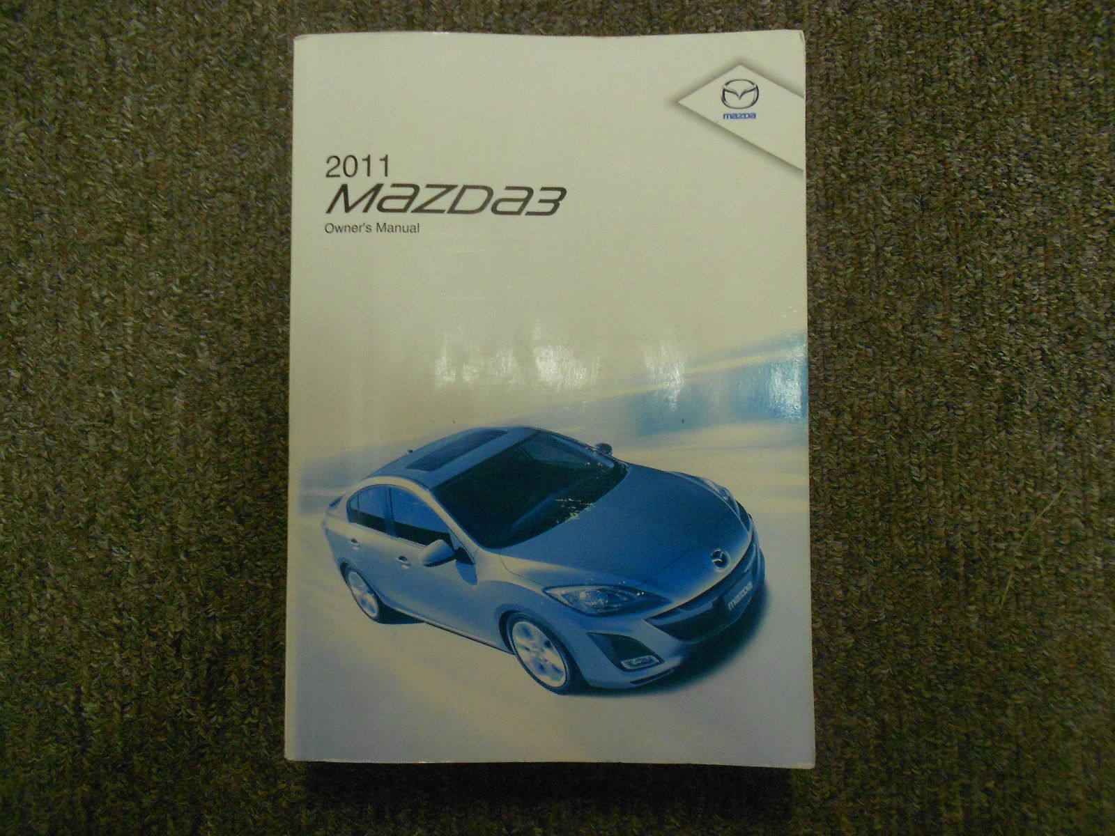 2011 mazda 3 mazda3 mazda 3 owners manual and similar items rh bonanza com 2011 mazda 3 owner manual 2011 mazda 3 owners manual download