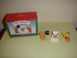 Hallmark Merry Miniatures Snowbear Season - $10.99