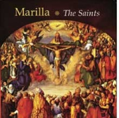 The saints by marilla ness   mlm110cd
