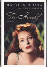 'Tis Herself   Maureen O'hara - $15.00