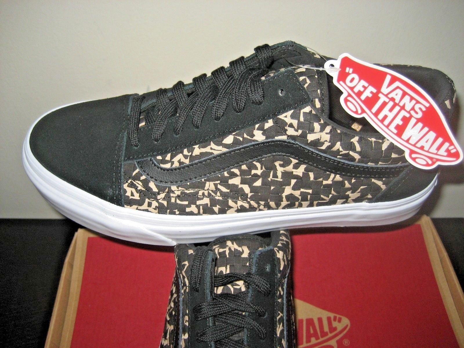 f72979d3e97 Vans Mens Old Skool DX Woven Textile Multi and 49 similar items. S l1600