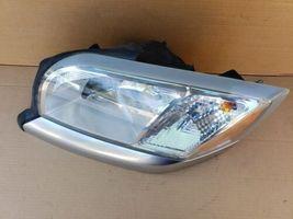 06-09 Mitsubishi Raider Headlight Head Light Lamp Driver Left LH - POLISHED image 3