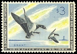 RW30, Mint DUCK STAMP - VF-XF OG NH - Post Office Fresh Cat $115.00 - $75.00