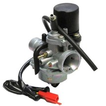 Carburetor for Chinese 2 Stroke 50cc 50 ATV Quad Scooter Moped carb NEW - $18.25