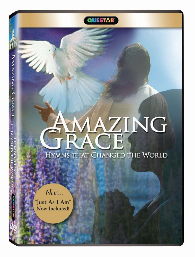 Amazing grace   hymns that changed the world   dvd