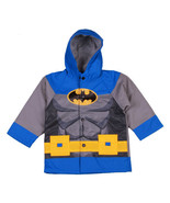 New Western Chief Boys Gotham Guardian Batman Hooded Rain Jacket-Size 6 - $29.69