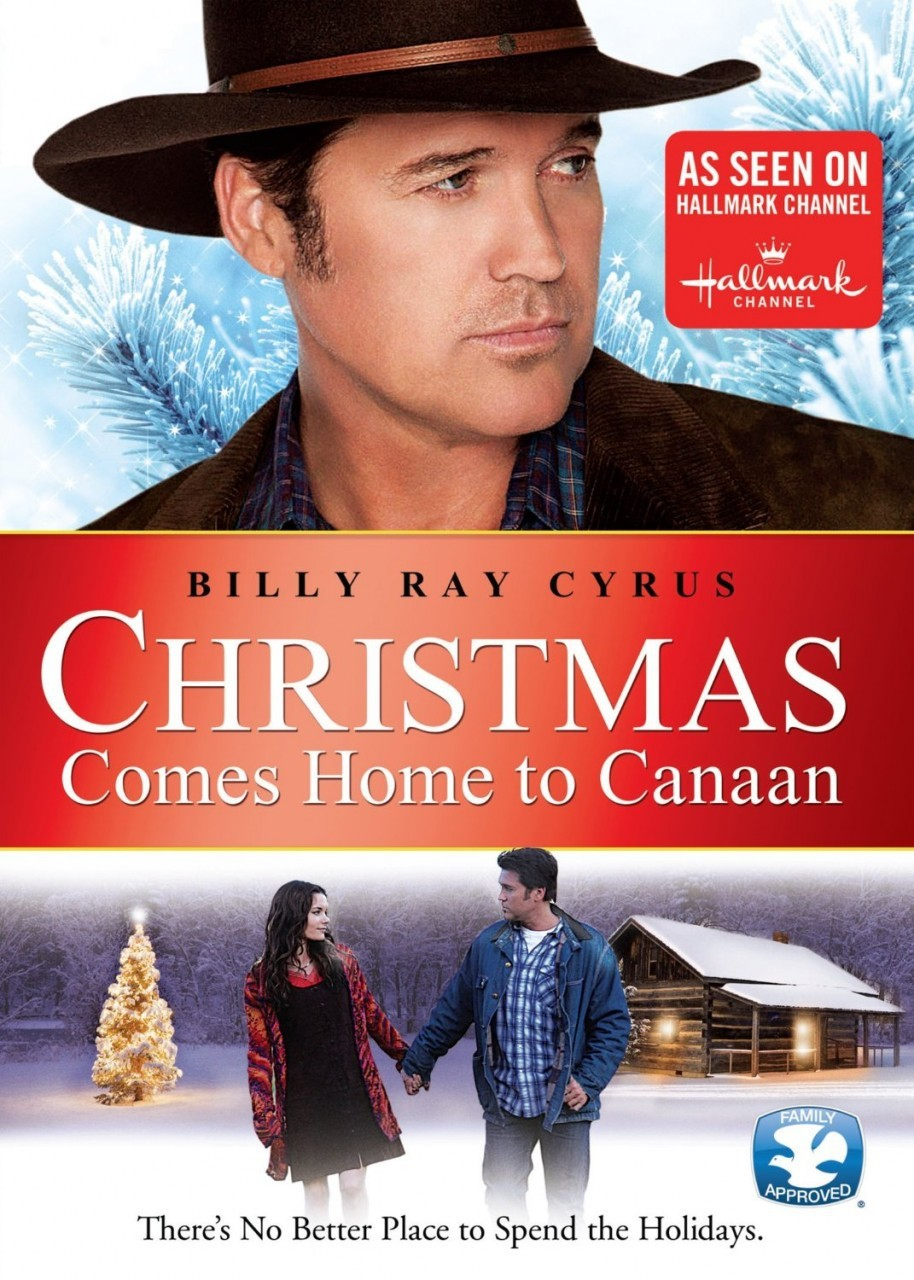 Christmas comes home to canaan   billy ray cyrus   dvd