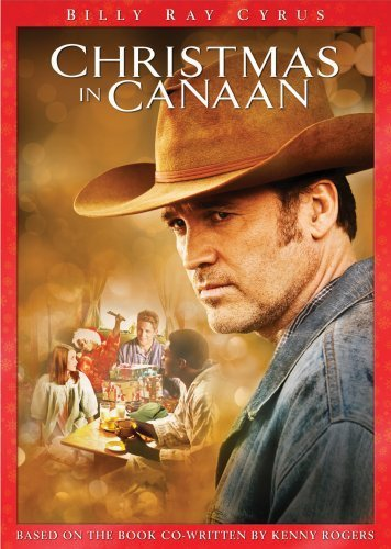 Christmas in canaan   billy ray cyrus   dvd