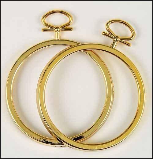 8071 gold ornament frame