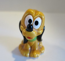 Vintage Walt Disney Productions Japan Baby Pluto Porcelain Figurine  - $10.39