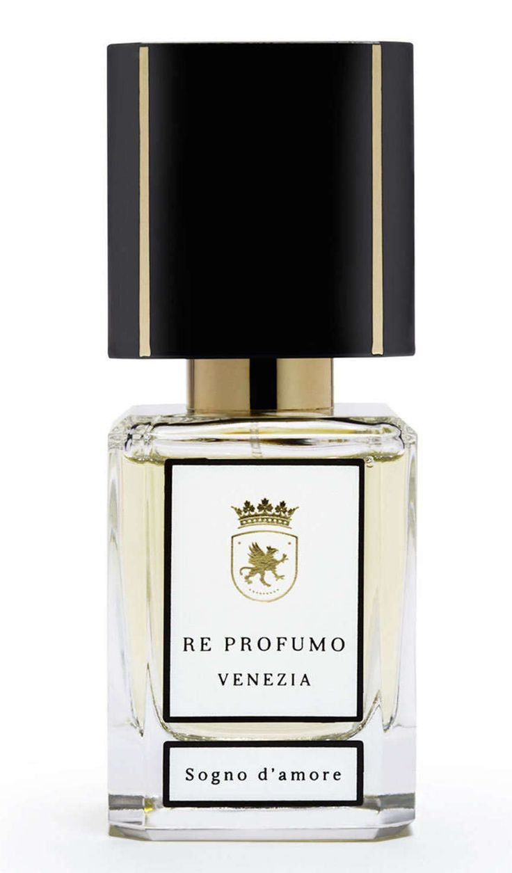 SOGNO D' AMORE by RE PROFUMO 5ml Travel Spray Lemon Styrax VENEZIA ITALY Perfum