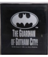 DC 1996 Batman The Guardian Of Gotham City Holographic Watch Brand New - $119.95