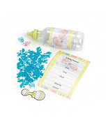 Baby Shower Invitations In A Bottle (Pack of 12) - $16.20