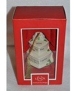 2014 Our First Christmas Together Cake Ornament - $19.99