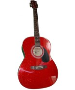 Glitter Sparkle Acoustic Guitar - $199.00